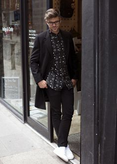 My London Collections: Men - Darren Kennedy