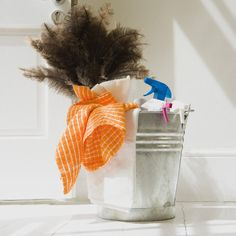 Tricks to shorten your cleaning time.