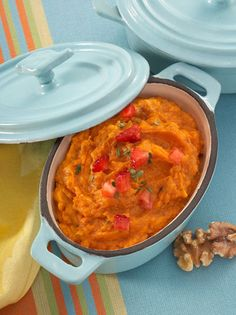 Delicious Thanksgiving Recipes   Strawberry Scented Sweet Potatoes from Naturipe Farms