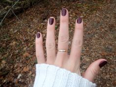 perfect autumn nails | See more nail designs at http://www.nailsss.com/french-nails/2/