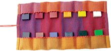 12 Block Crayon Roll