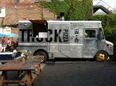 Truck Pizza in Hudson #foodtruck