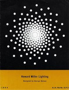 Howard Miller Lighting Catalog, Cover, 1964