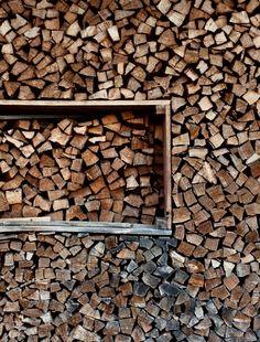 log wall, pattern, materi, interiors, idha lindhag, textur, woodpil