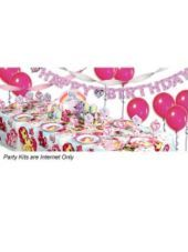 My Little Pony Party Supplies Super Party Kit -Girls Party Themes -Girls Birthday -Birthday Party Supplies - Party City