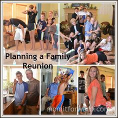 Planning a Successful Family Reunion