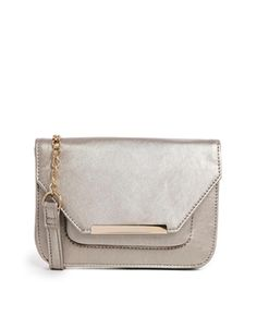 Occasion Clutch Bag with Front Phone Pocket