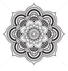 Mandala Color It You...