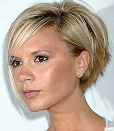 Victoria Beckham - short hair