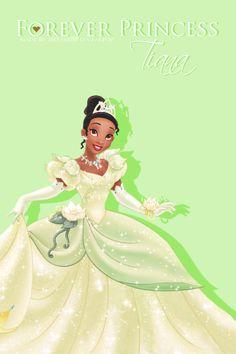 Forever Princess Tiana
