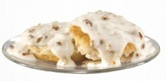 Carl's Jr. Biscuit 'N' Gravy: 7 grams per serving