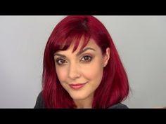 ▶ Copper Eyes inspired by Elizabeth Olsen - YouTube