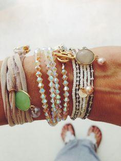 VYVYN Hill bracelet, bead, astound, accessori, awesomesauc, armcandi, beauti, bohemian, armyyi