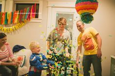Gender Reveal. Pinata #genderreveal