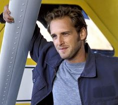 Josh Lucas (Jake from Sweet Home Alabama) his character was soo fine! My kind of country boy :)