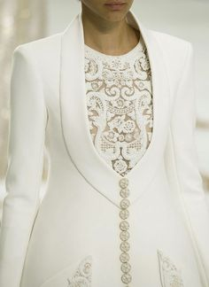 ♔ Chanel Haute Couture Fall 2014