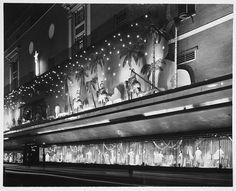 Jordan Marsh - downtown Boston at Christmas