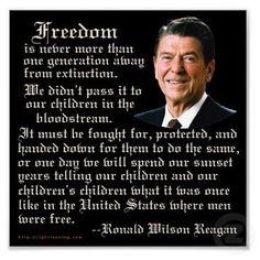 reagan memorial day speech 1986