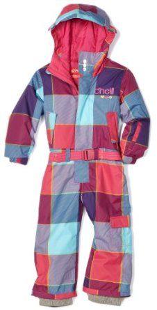 O`Neill Girls 2-6x Jasper Full Suit $140.00