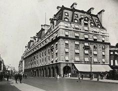 Ritz Hotel, 1900
