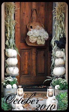 So want this front door!