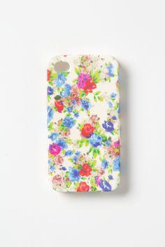 Floral iPhone Case - Anthropologie.com