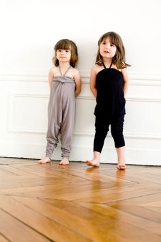 harem romper...cuuutee! #kids #fashion #style #clothes