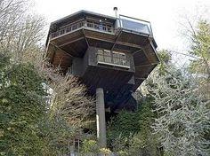 Portland's House on a Stick, Architecture