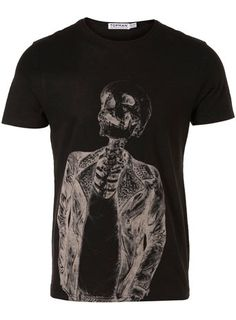 Topman: Skeleton shirt – Bought it? Check.