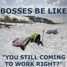 Bosses be like - http://www.jokideo.com/