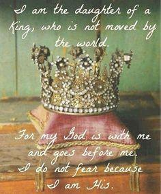 little girls, princess, daughter of a king, girl nurseries, daughters room, daughters of a king, daughter of god quote, little girl rooms, king of kings