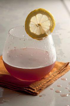 Bourbon-Absinthe Cocktail