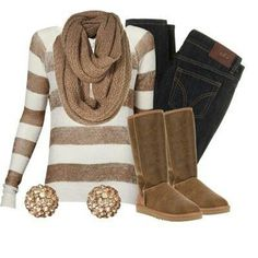 Winter clothes for girl!