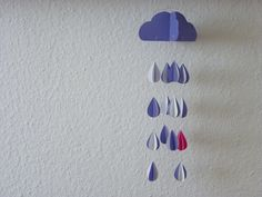 Turn an old folder into a beautiful cloud mobile