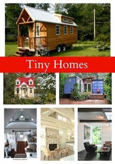 Tiny Homes - Could you downsize?