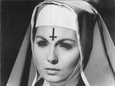 Witch House(d) Nunsploitation † #blackandwhite #nun #nunshabit #alteredimage #dark #darkimagery #religious #religiousiconography #sacreligious #digitalart #invertedcross #branded #witchhouse #witchhouseimagery #witchhouseaesthetics #nunsploitation