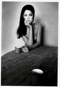 Judy, New York, 1965, Jeanloup Sieff