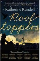 Katherine Rundell wins the Waterstones children's book prize 2014