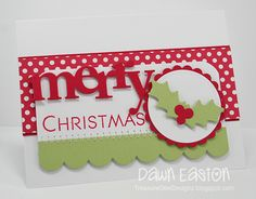 Merry Christmas by TreasureOiler - Cards and Paper Crafts at Splitcoaststampers