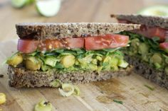 Curried Chickpea Sandwich, a recipe on Food52