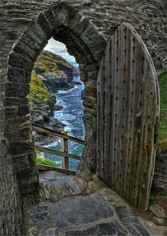 Magnificent Photos for Human Eyes - Tintagel, Cornwall, UK