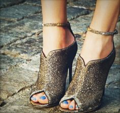 bootie anklets.