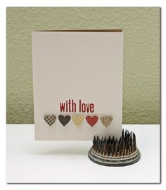 Card by Summer Fullerton  #cards #lilybee #lilybeedesign