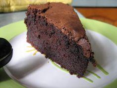 My Baking Diary: Japanese Chocolate Cake