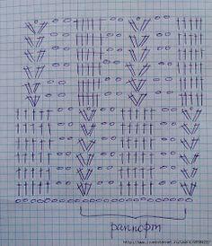 Crochê Gráficos: Vestido de crochê com gráfico crochê gráfico, de crochê, vestido de