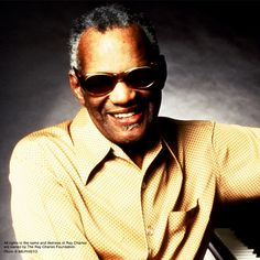 """In honor of the limited-edition Ray Charles Forever® stamp, Concord Records is releasing a new CD compilation that includes the previously unreleased track """"They Can't Take That Away From Me"""" and an exclusive bonus track, """"I Didn't Know What Time It Was."""" Pick up your copy today at http://ow.ly/p43Lg. #RayCharles #MusicIcons"""