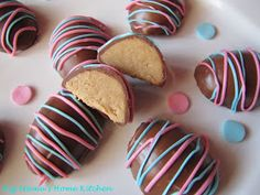 Big Mama's Home Kitchen: Chocolate Covered Peanut Butter Eggs