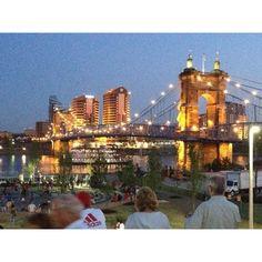 Smale Riverfront Park!