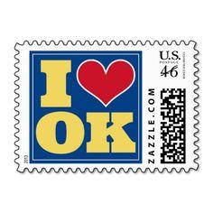 Tulsa Golden Hurricane Inspired Postage Stamps - 1 sheet : 20 stamps - #TUHurricane #Tulsa #GoldenHurricane #AAC #Football