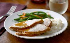 Honey Bourbon Glazed Turkey Breast | Safeway